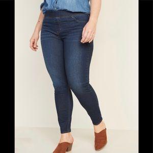 NWT Old Navy Rockstar Skinny Jeans - 30S